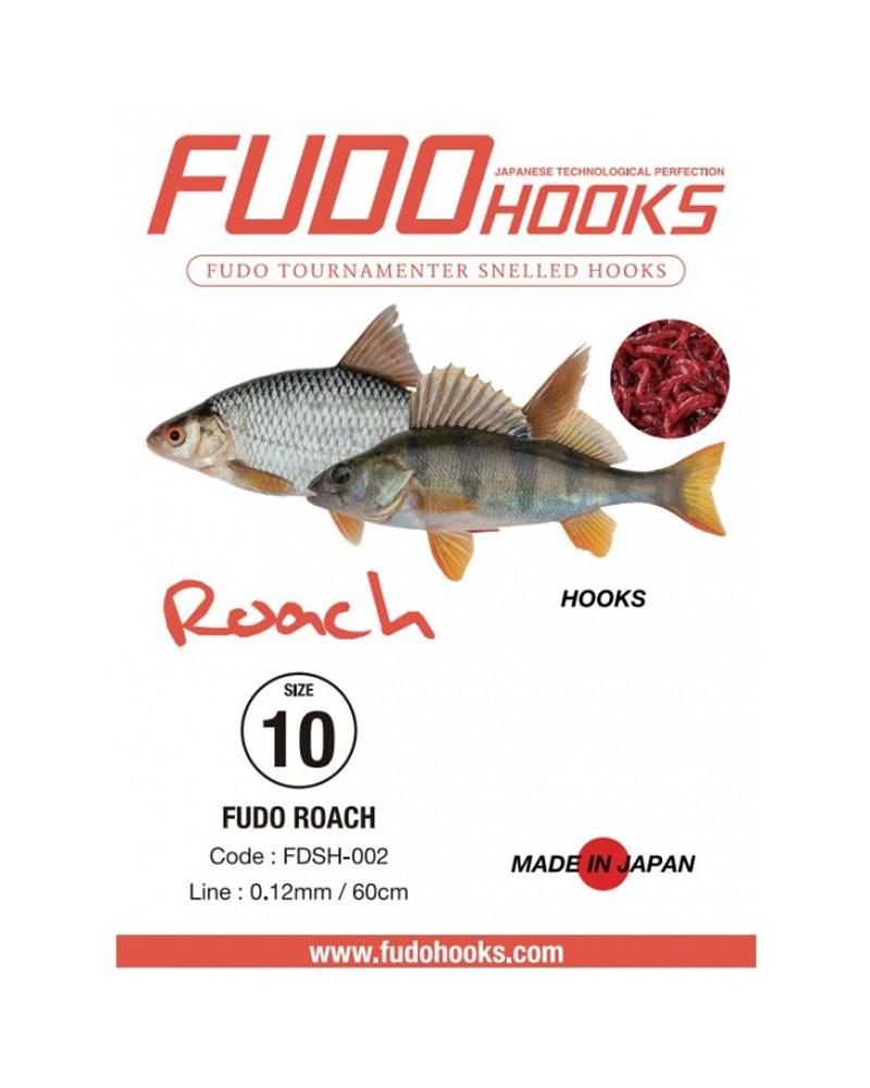 Kabliukai su pavadėliu Fudo Roach