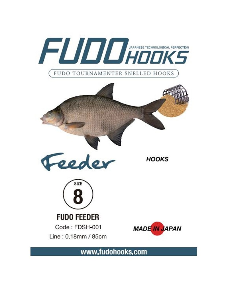 Kabliukai su pavadėliu Fudo Feeder