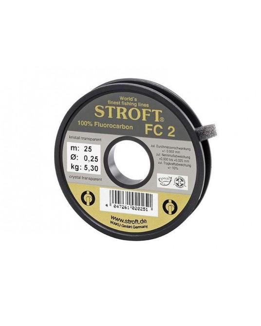 Valas Stroft FC2 Fluorocarbon 25m