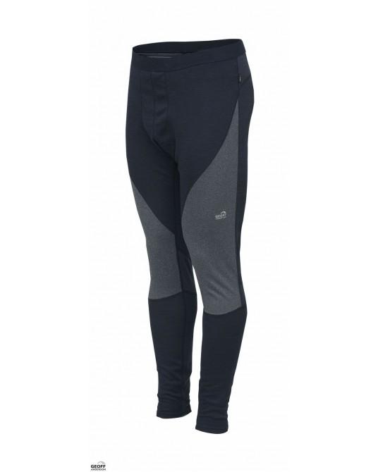 Apatinės kelnės Geoff Anderson WizWool 150 Pants Blue