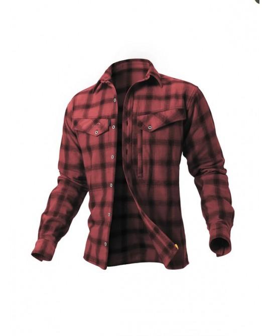 Marškinėliai Geoff Anderson Ezmar Red