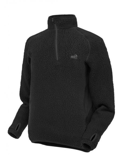 Džemperis Geoff Anderson Thermal3 Pullover Black